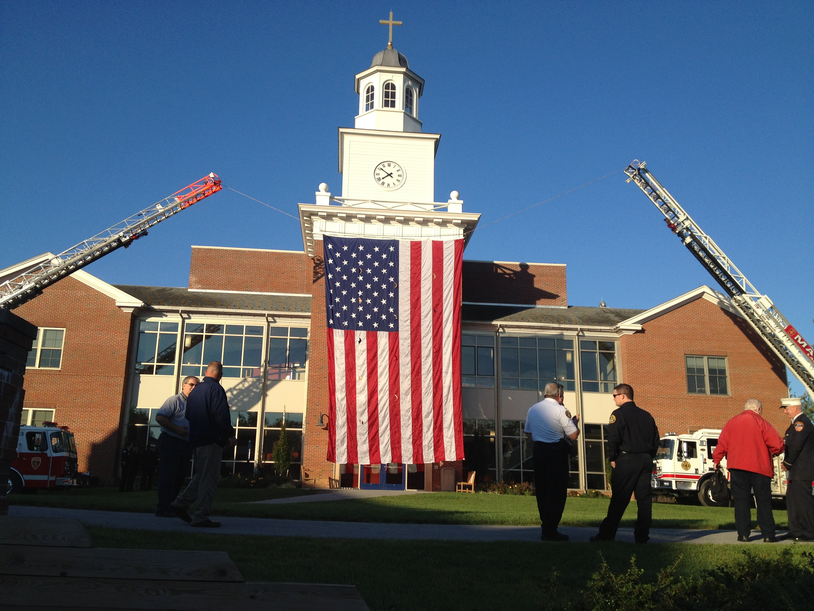Malvern remembers the first responders of 9/11