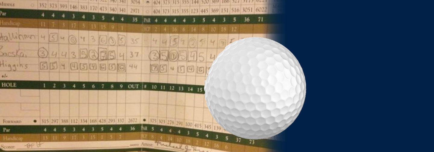 Two holes in one for Friar golfers defy all odds