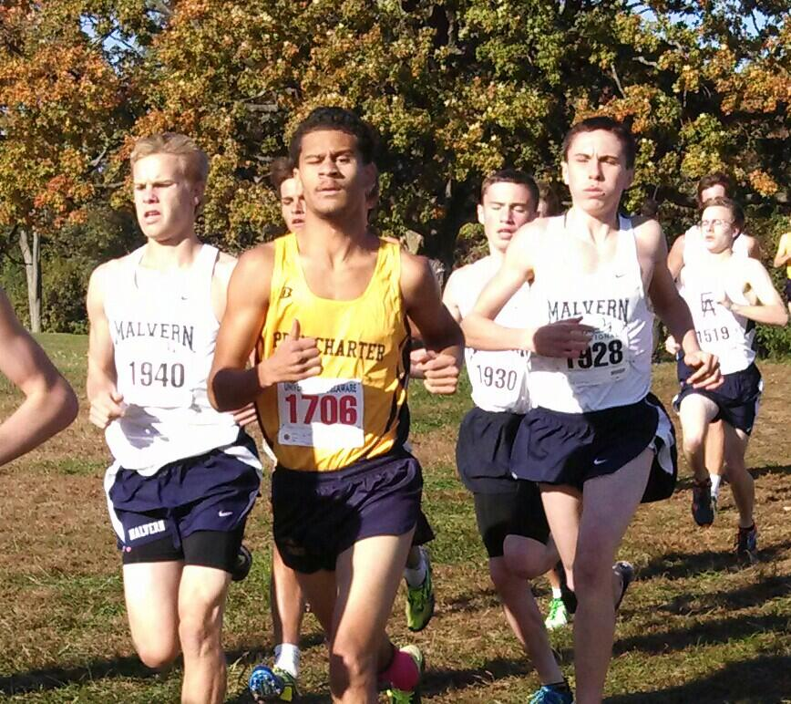 Cross Country Sweeps Inter-Ac Championship