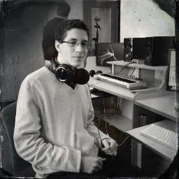 Brendan Stec: Behind the Glasses