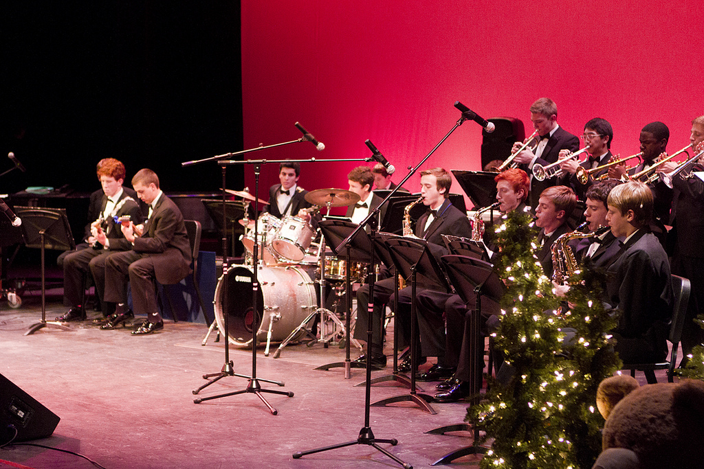 Winter Band Concert features solo and ensemble performances