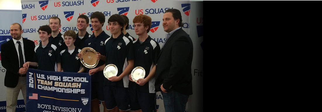 Squash Team Triumphs at Nationals