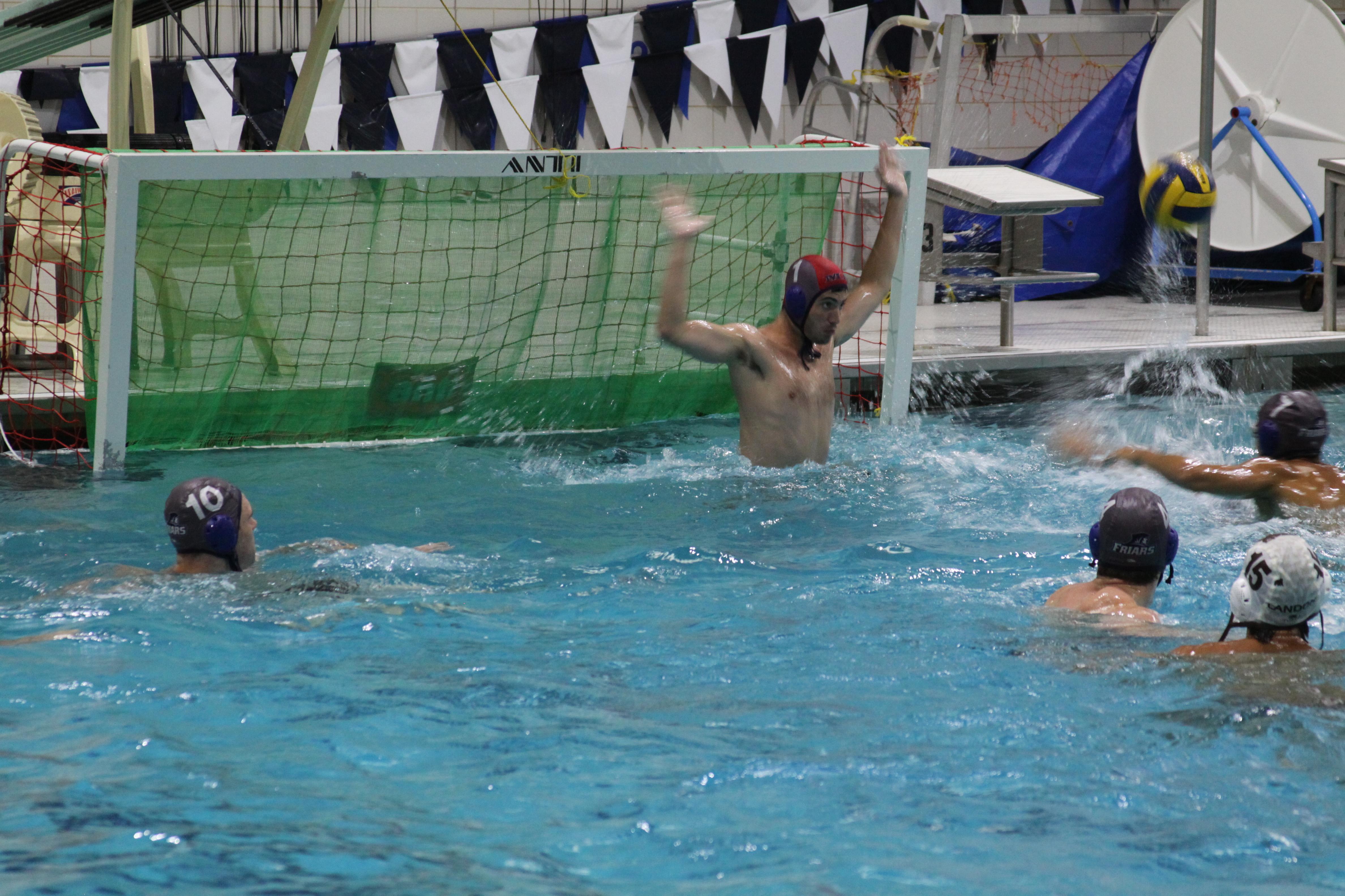 Malvern Water Polo in Full Swing