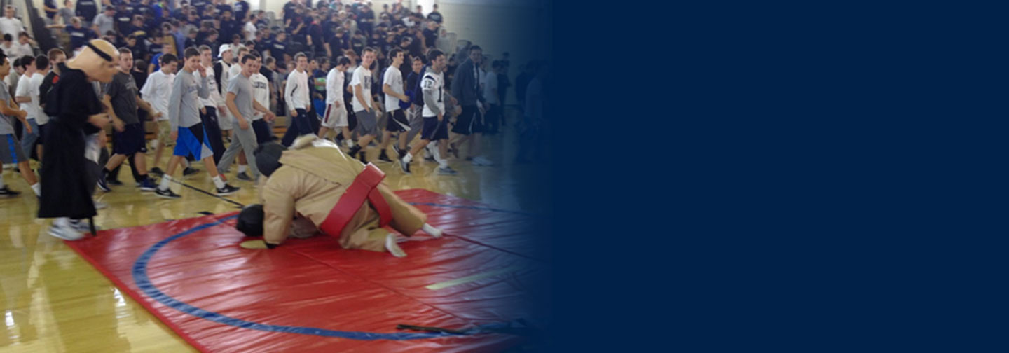 Spirit Week Involves Daily Competitions, Student Council Leadership