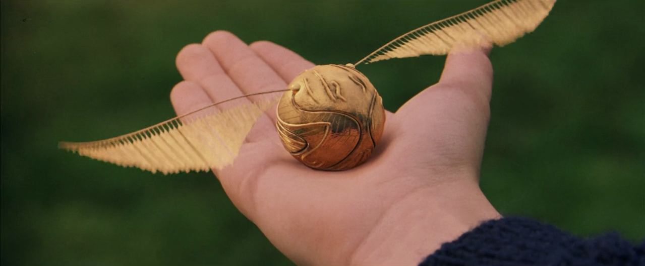 Harry Potter Snitch - harrypotter.wikia.com