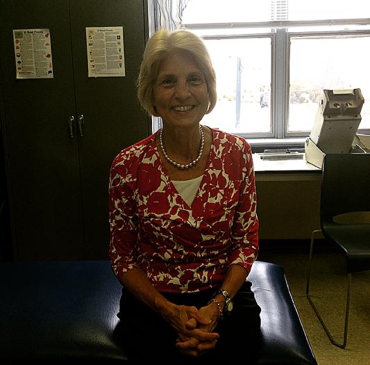 Campus Hero of the Issue: Mrs. Catherine McGettigan