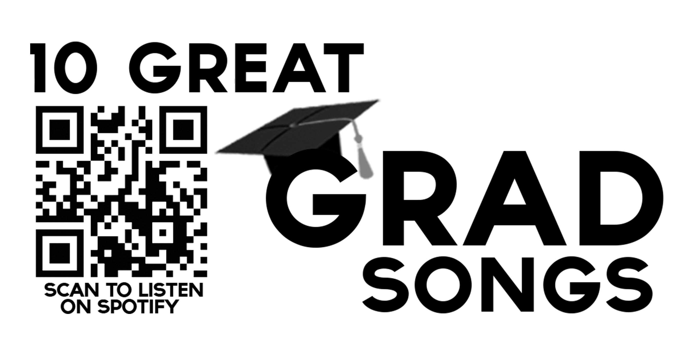 10 Great Grad Songs / M. Pichola