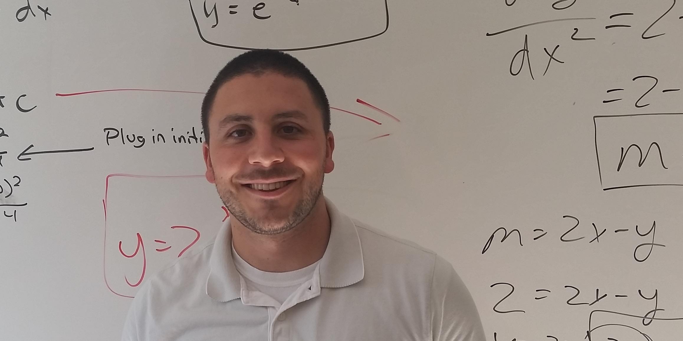 Mr. Tom Pannulla - Math
