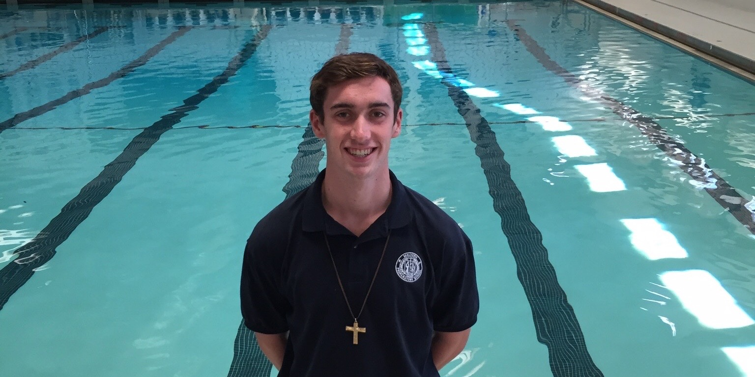 Athlete of the Issue: Rory Allen '16