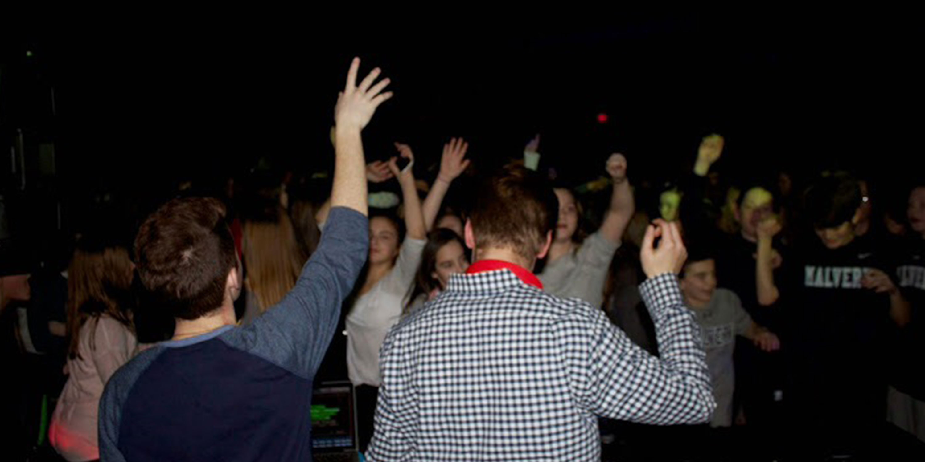 New student DJs prepare for Homecoming