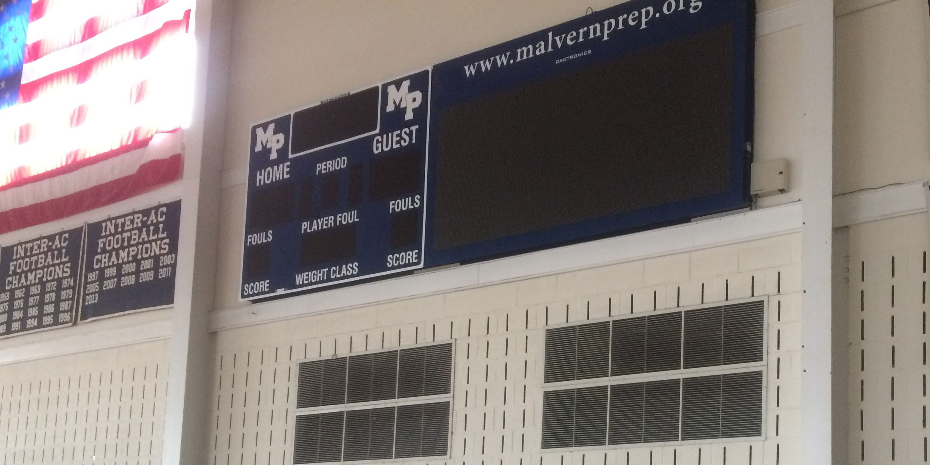 New scoreboard is game-changer for O'Neill