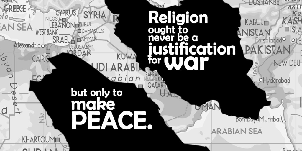 Religion%3A+A+Force+for+Peace