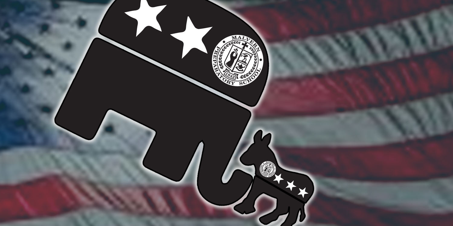 Malvern students identify overwhelmingly Republican, survey finds