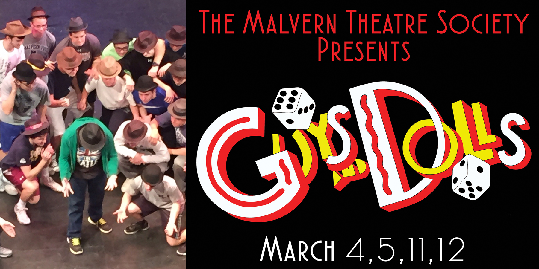 """Malvern Theater Society set to perform """"Guys and Dolls"""""""