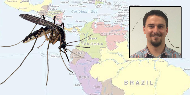 Malvern's links to Zika wide-reaching