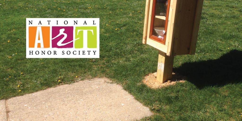 National+Art+Honor+Society+painting+senior+stone