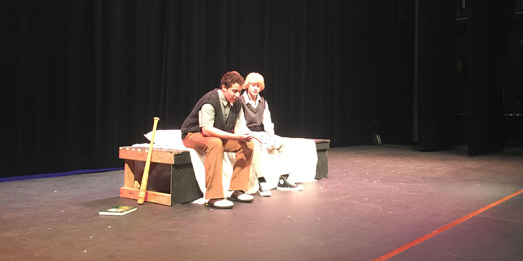 Theatre students explore 'little bit of everything'