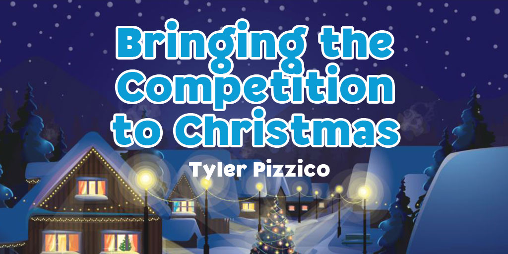 Bringing the competition to Christmas