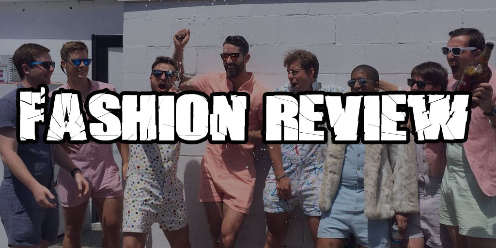 Emergency Fashion Review: The Romphim