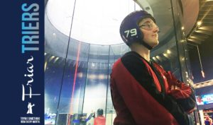 FRIAR TRIERS: Indoor Skydiving