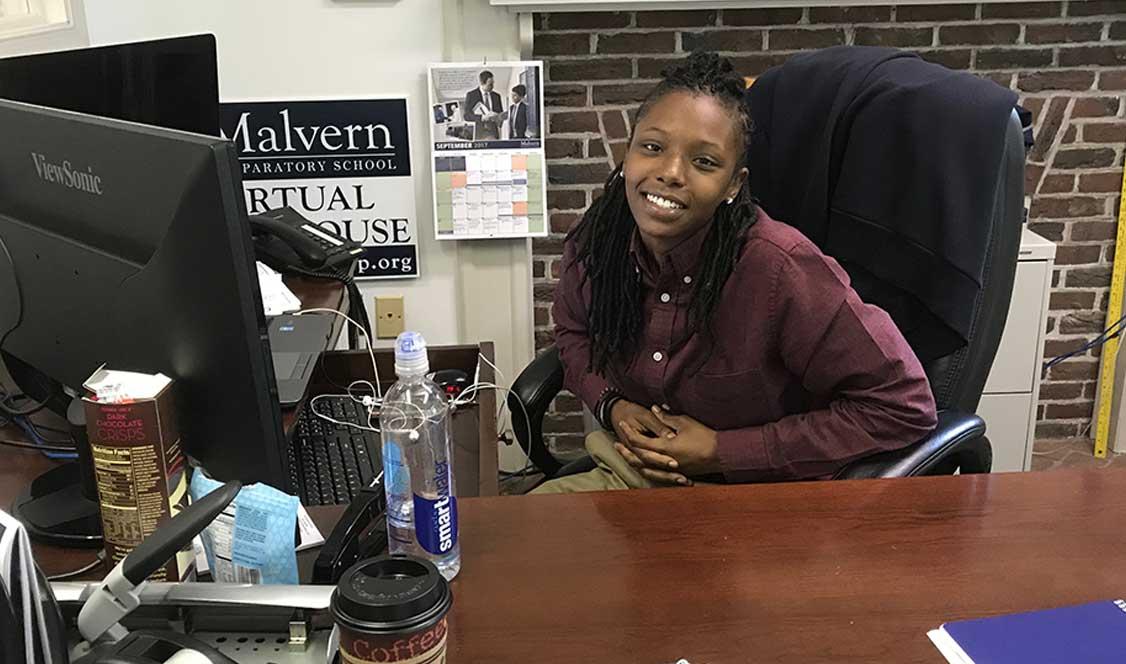 Communications Coordinator designs for Malvern, family record label