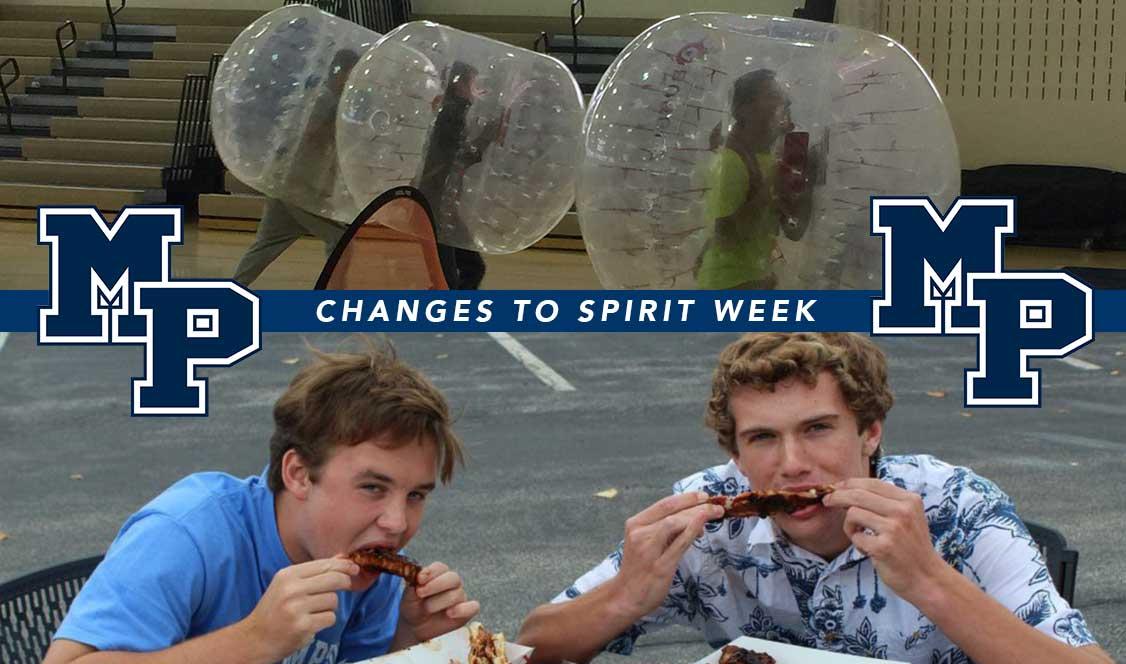 Student Council tweaks spirit week