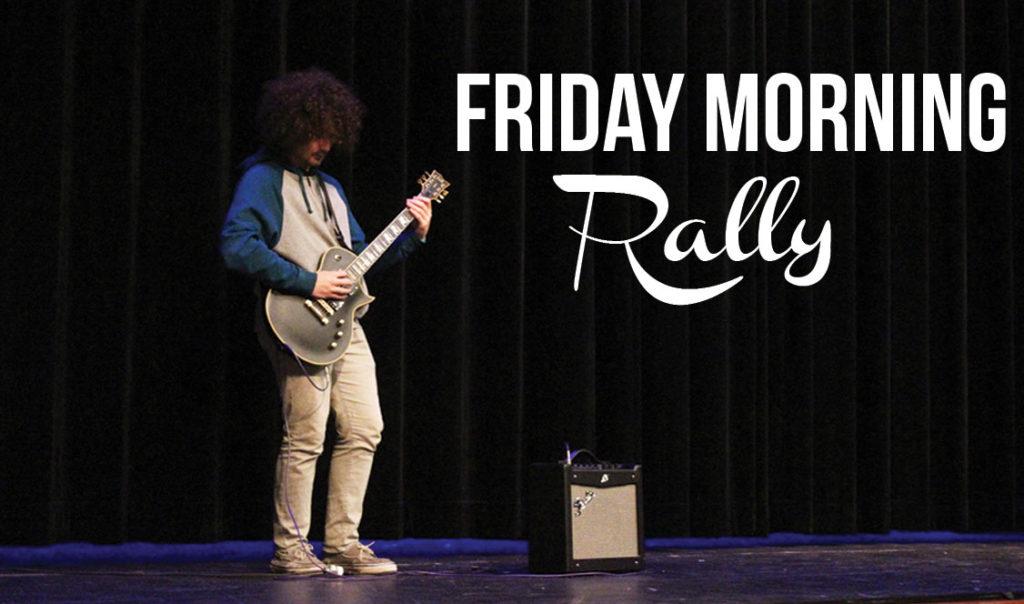 Friday+Morning+Rallies+aim+to+communicate%2C+build+community