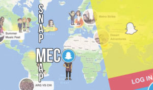 Snap Map leads to M.E.C.O. questions