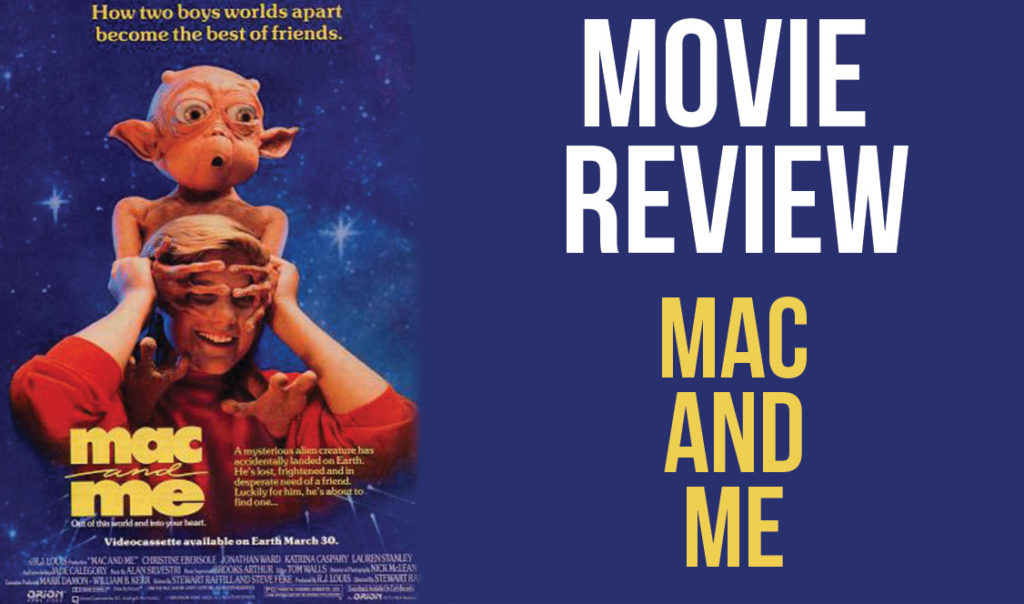 """""""Mac and Me"""" promotes, without plot"""