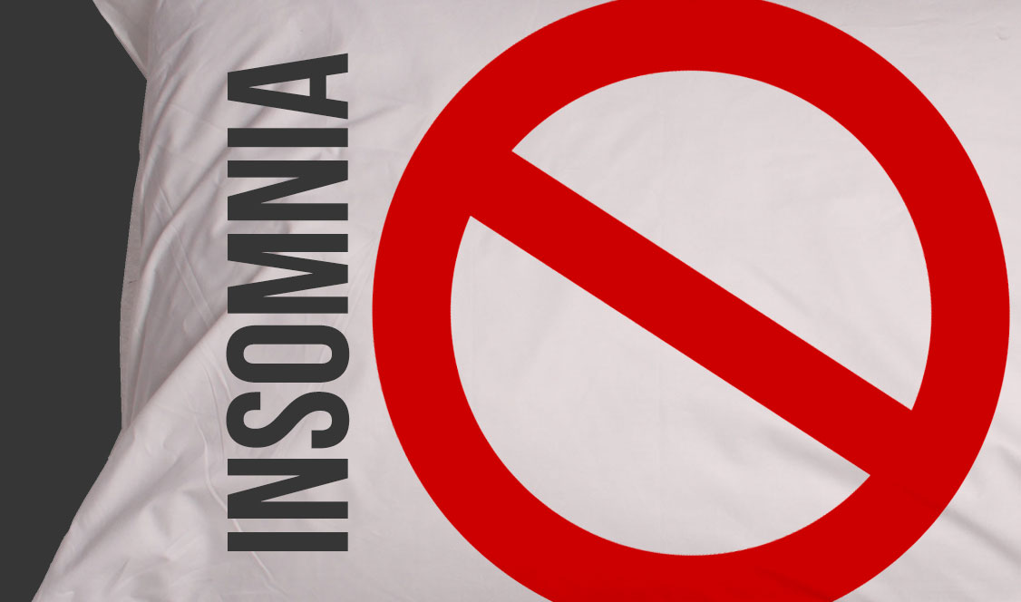 Insomnia symptoms affect productivity, moods