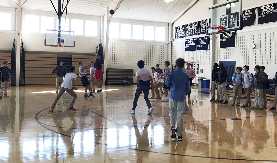 Intramural basketball season is back, and better than ever