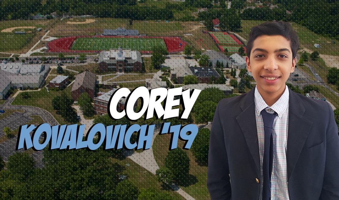 Corey Kovalovich