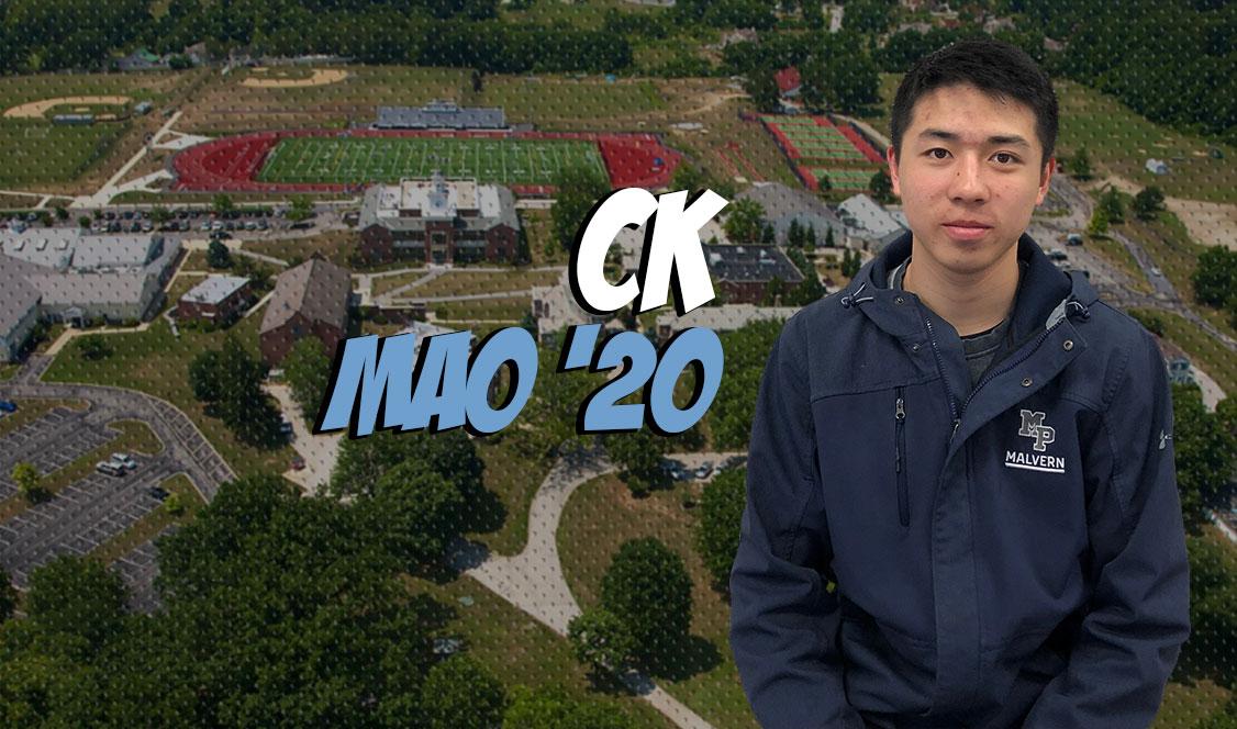 CK Mao
