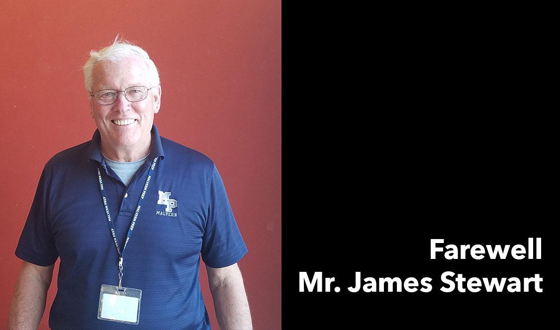 Farewell: Mr. James Stewart