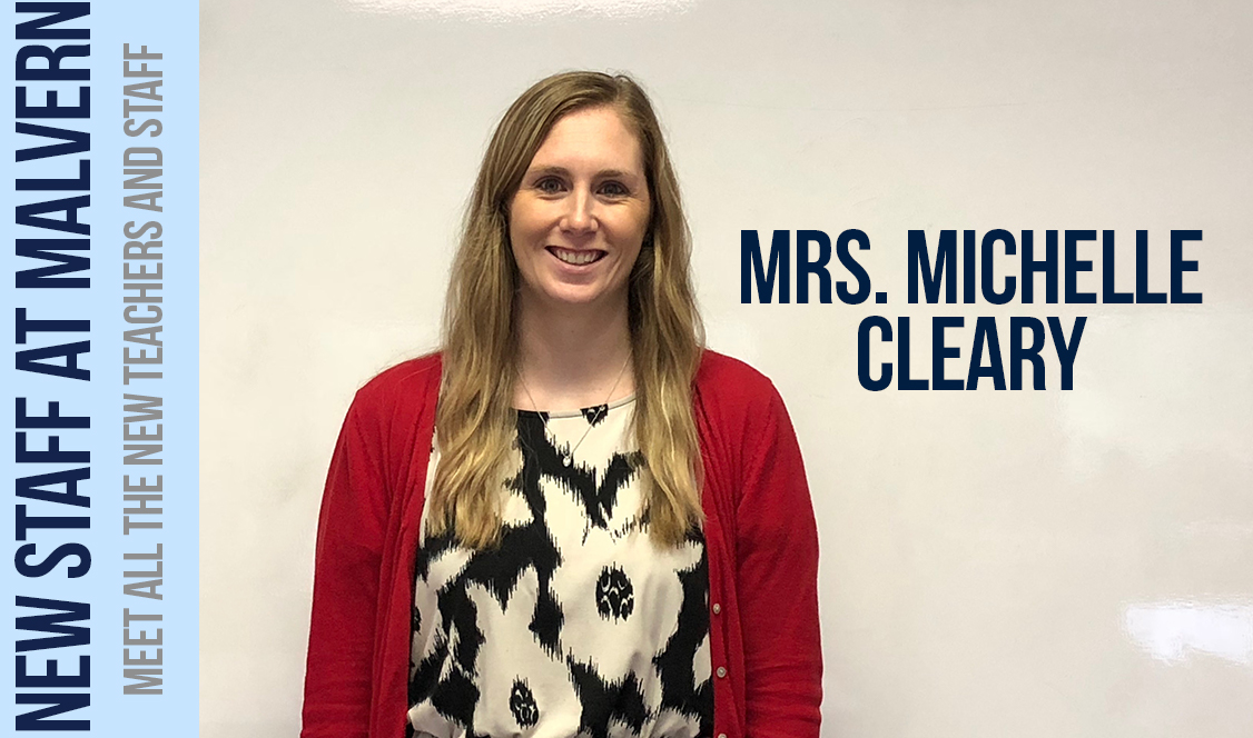 Mrs. Michelle Cleary