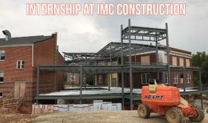 Interning at IMC