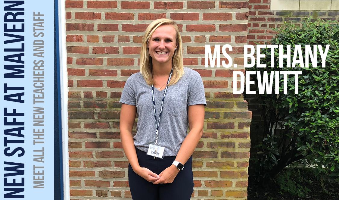 Ms. Bethany DeWitt