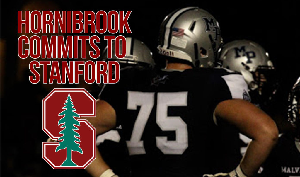 Hornibrook+commits+to+the+Stanford+Cardinal