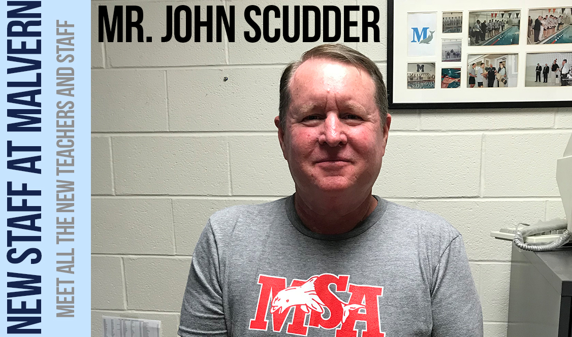 Mr. John Scudder