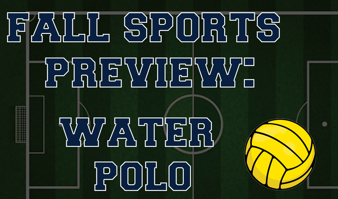 Water Polo has a different approach this season