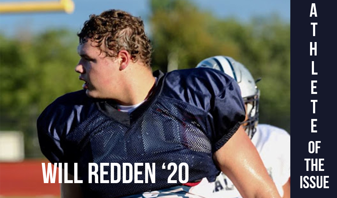Athlete of the Issue: Will Redden '20