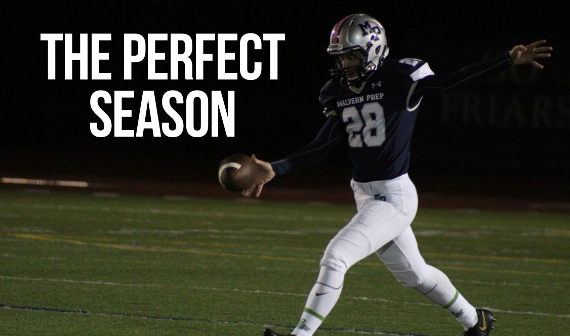 Malvern Football completes a Perfect Season