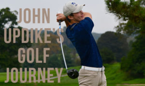 John Updike's Golf Journey