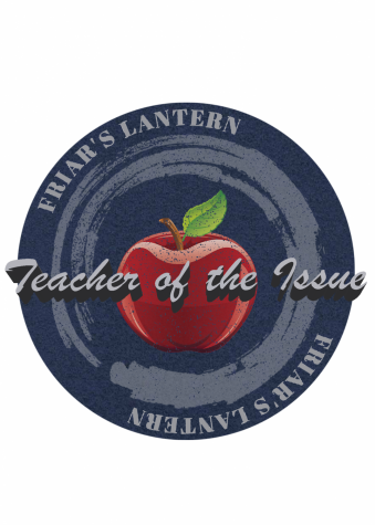 Teacher of the Issue: Mrs. Mary Fran Frankenheimer