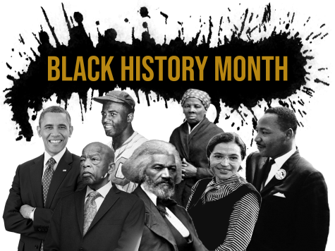 Black History Month at Malvern