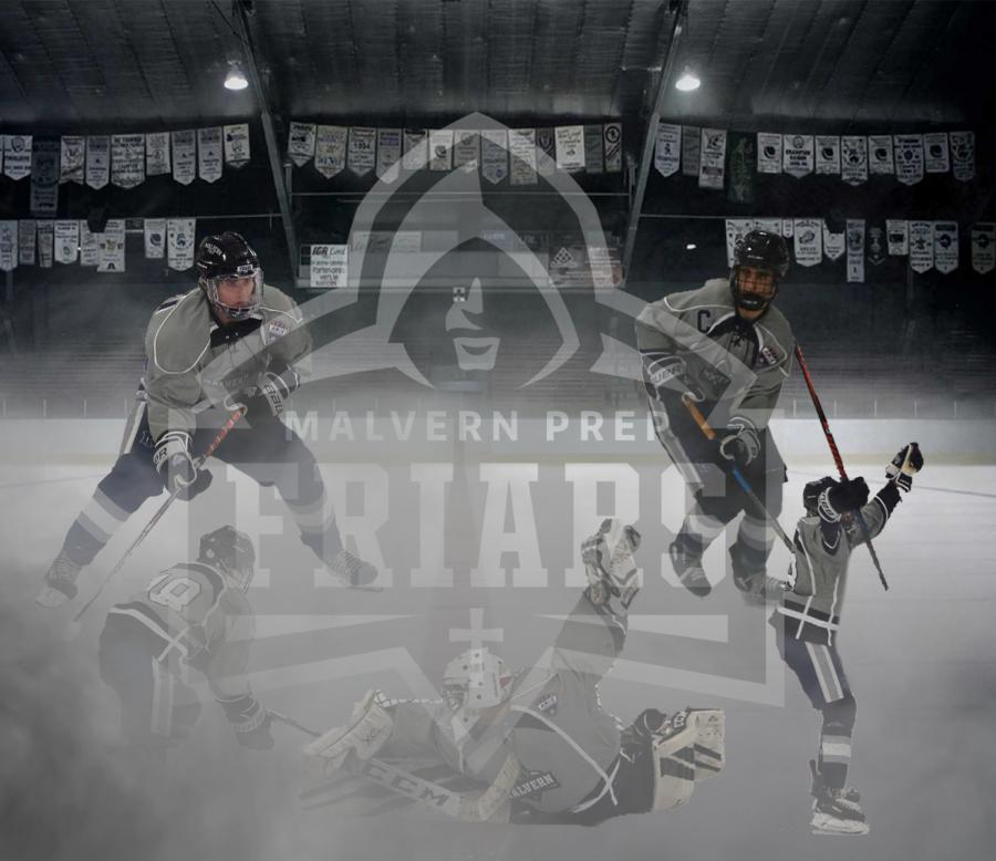 Malvern Ice Hockey is having a pucking incredible regular season