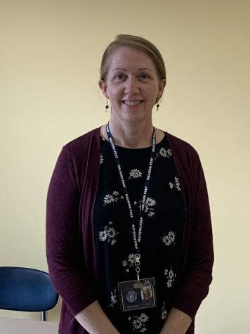 New Teacher: Mrs. AnnMarie Winfield