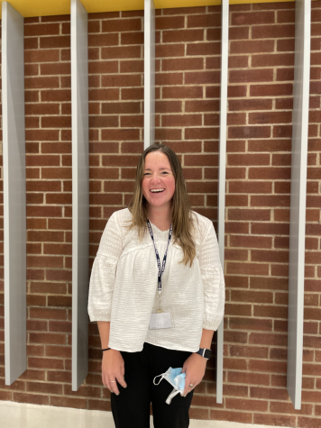 New Teacher: Ms. Amanda Adams