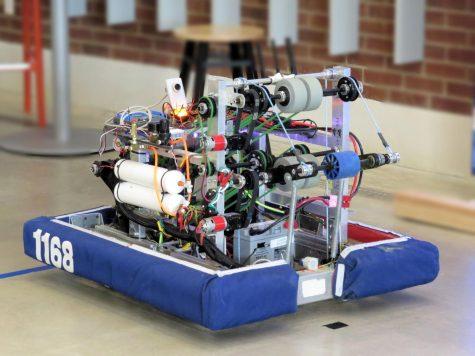 Club Feature: Robotics