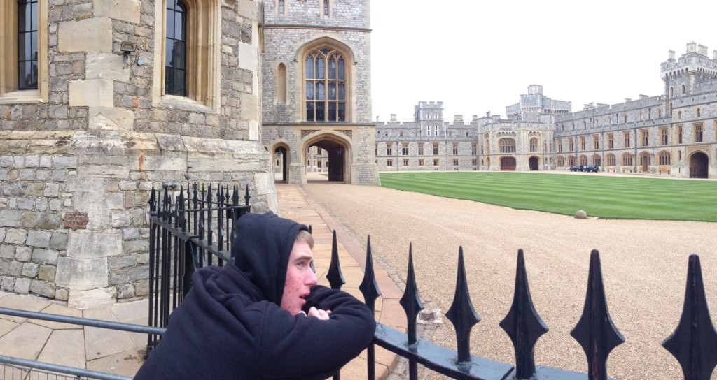 Friars take London